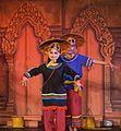 2016 Phnom Penh, Tradycyjny Kambodżański Pokaz Tańca (180).jpg