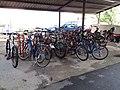 2017-09-21 (175) Bicycles at Bahnhof Waidhofen an der Ybbs.jpg