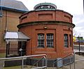 2017-Woolwich foot tunnel southern entrance building 2.jpg