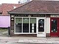 2018-04-28 Crown Barber shop, Mount Street, Cromer.JPG