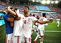 2018 FIFA World Cup Group B march IRN-MAR 10.jpg