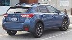 2018 Subaru XV (G5X) 2.0i wagon (2018-08-27) 02.jpg