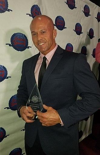 John Quinlan (wrestler) - John Quinlan at the 2018 Validate Yourself Film Festival