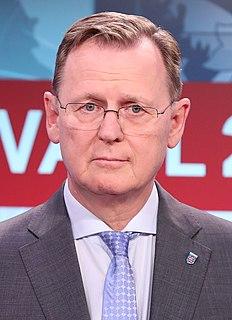 Bodo Ramelow German politician