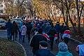2020 Belarusian protests, Zavodski district of Minsk, 6 December p2.jpg