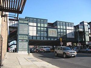 East 233rd Street (Bronx) - The 233rd Street station on the IRT White Plains Road Line