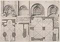23rd Plate, from Trattato delle Piante & Immagini de Sacri Edifizi di Terra Santa Met DP888544.jpg