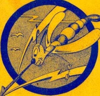 Venice Army Air Field - Emblem of the 27th Service Group