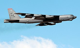 11th Bomb Squadron - Boeing B-52H-175-BW Stratofortress 61-0036, Barksdale Air Force Base, Louisiana