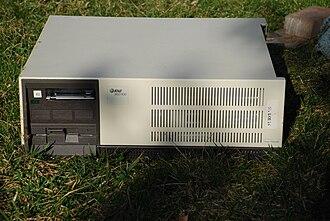 3B series computers - A 3B2 model 400