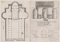 3rd and 4th Plates, from Treatise of the Plans & Images of the Sacred Buildings of the Holy Land Met DP888558.jpg