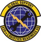 420 Logistics Readiness Sq emblem.png