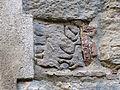 45 Casa jueva al c. Arc de Sant Ramon del Call, inscripció hebrea.JPG