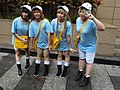 4 cosplayers of Platelet, Cells at Work! 20181209a.jpg