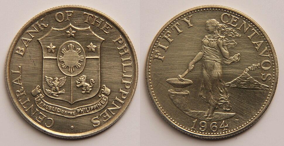 50 Centavos (Philippines)