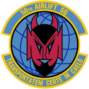 50th Airlift Squadron - 50th Air Refueling Squadron (as 50th Airlift Squadron)