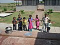 52 Raika School pupils outside (3384824618).jpg