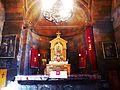 545 Monastère de Khor Virap Intérieur de l'église.JPG