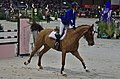 54eme CHI de Genève - 20141213 - Prix de la Fédération d'Elevage du Cheval de Sport CH - Pénélope Leprevost et Cayman Athletic CH 7.jpg