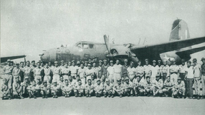 672d Technical Training Squadron - Combat Crews of the 672d Bombardment Squadron and one of the squadron's Douglas A-20 Havocs in the Southwest Pacific Theater
