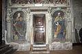 7329 - Milano - San Simpliciano - Transetto des. - Aurelio Luini, affreschi base Organo - Foto Giovanni Dall'Orto - 25-mar-2007.jpg