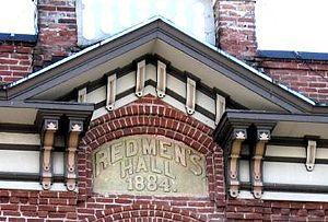 Improved Order of Red Men - Red Men's Hall, Jacksonville, Oregon