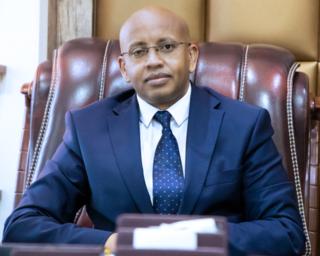 Osman Dubbe Somali professor and politician