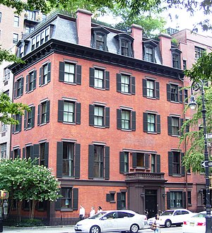 19 Gramercy Park South - Northern portion of 19 Gramercy Park (2010)