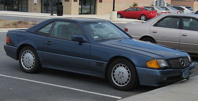 89 93 mercedes benz for Mercedes benz 640