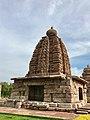 8th century Galaganatha temple, Pattadakal monuments Karnataka 1.jpg