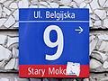 9, Belgijska Street in Warsaw - 01.jpg