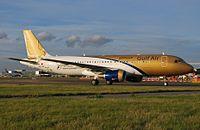 A9C-AQ - A320 - Gulf Air