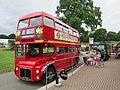 AEC Routemaster at London Bus Museum, Brooklands (geograph 5486526).jpg