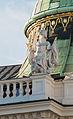 AT-13765 Michaelertrakt - Fassade und Kuppel - hu - 6533.jpg