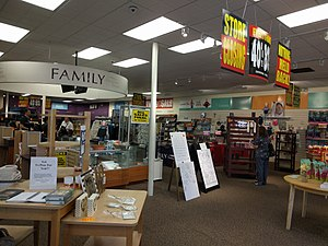 Family Christian Stores - Going out of Business Sales in April 2017