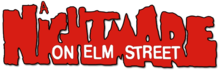 Description de l'image A Nightmare on Elm Street movie logo.png.