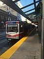 A Saddletowne Bound CTrain at Centre Street Station.jpg