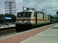 A WAP7 class loco with Bellampalli Intercity Express.jpg