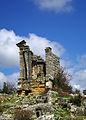 A heron - Temple Tomb, Cambazli.jpg