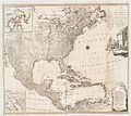 A new and correct map of North America with the West India Islands - divided according to the last Treaty of Peace, concluded at Paris the 20th of Jan. 1783, wherein are particularly (NYPL b15110632-434906).jpg