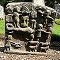 A symbolic gravestone in Colmonell Parish Churchyard - geograph.org.uk - 1502012.jpg