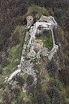 A vár romjai a magasból, Drégelypalánk.jpg