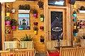 A wooden bar at Çarshia, Gjakove.jpg