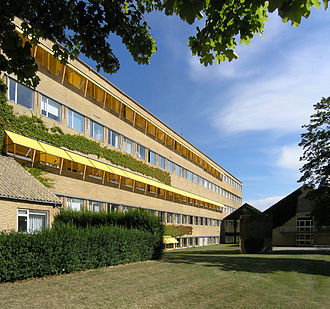 C. F. Møller Architects - Aarhus University, The Bartholin Building (1971-74)