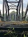 Abandoned Bridge crossing Youghiogheny River (48926600286).jpg