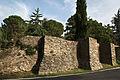 Abbaye Saint-Michel de Cuxa, enceinte Ouest 2.jpg