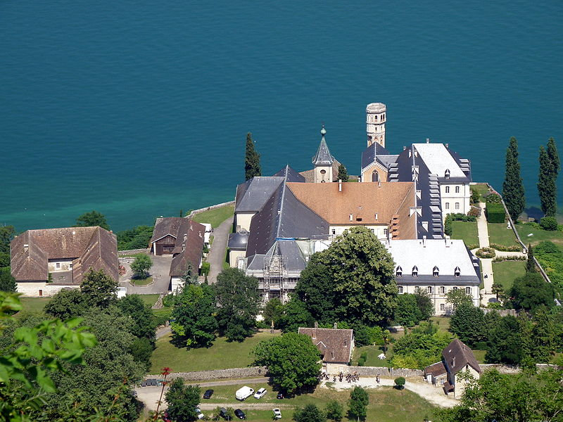 Abbaye d'Hautecombe 1.JPG