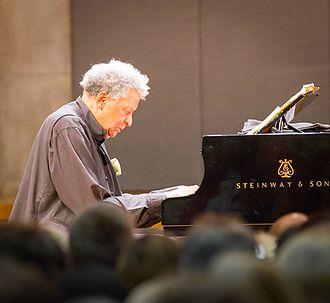 2016 in jazz - Abdullah Ibrahim at the Oslo Jazzfestival