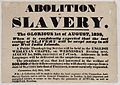 Abolition of Slavery The Glorious 1st of August 1838.jpg