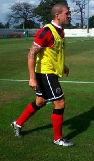 Adam El-Abd - El-Abd pictured in 2016